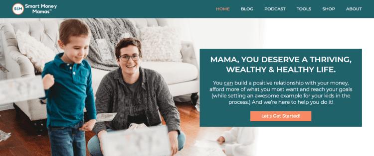 Smart Money Mamas blog