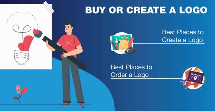 Buy or Create a Logo for your blog